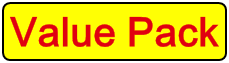 Epson 133 Value Pack Compatible Cartridge